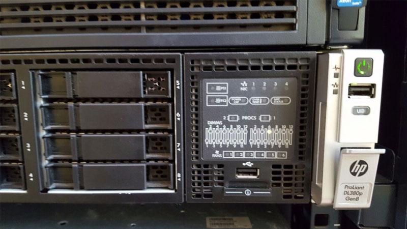 مروری بر نسل ۸ام سرور HP مدل پرولینت سری DL380p