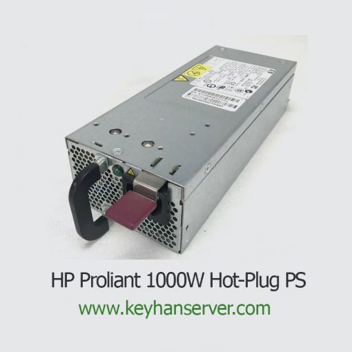 پاور سرور اچ پی HP Proliant 1000W Power Supply با پارت نامبر 379123-001