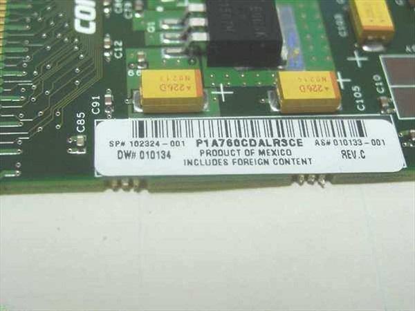کارت شبکه استوک سرور اچ پی Compaq NC6134 با پارت نامبر 174818-B21