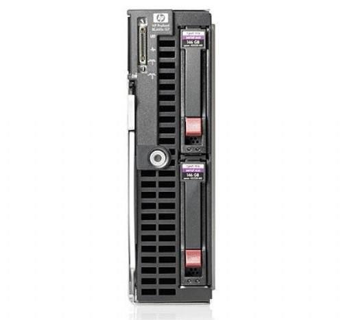 سرور تیغه ای اچ پی مدل HPE ProLiant BL460c G7