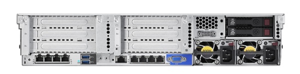 قابلیت های سرور استوک، کارکرده و دست دوم HP DL380 Gen9 E5-2620v3