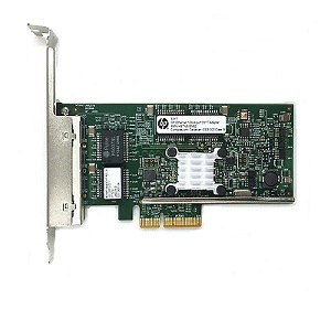 کارت شبکه استوک سرور اچ پی HPE 331T با پارت نامبر 647594-B21
