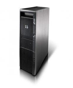 ورک استیشن یا کیس رندرینگ استوک اچ پی مدل HP Workstation Z600