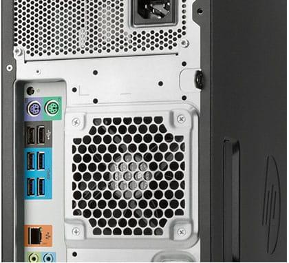 ورک استیشن یا کیس رندرینگ استوک اچ پی مدل HP Workstation Z440