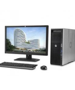 ورک استیشن یا کیس رندرینگ استوک اچ پی مدل HP Workstation Z620