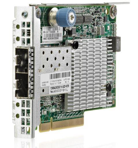 کارت شبکه استوک سرور اچ پی HP 530FLR-SFP+ FIO با پارت نامبر 684210-B21