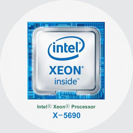 پردازنده سرور اچ پی Intel Xeon X5690
