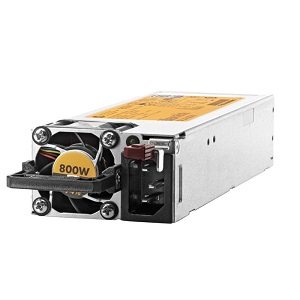پاور سرور اچ پی HP 800W Flex Slot Platinum Hot Plug با پارت نامبر 720479-B21