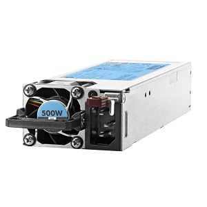 پاور سرور اچ پی HPE 500W Flex Slot Platinum Hot Plug با پارت نامبر 720478-B21