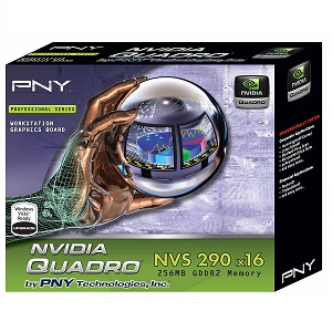 کارت گرافیک کوادرو NVIDIA Quadro NVS 295
