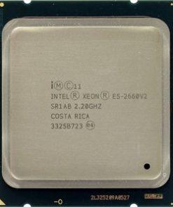 پردازنده استوک سرور اچ پی Intel Xeon CPU E5-2660 V2