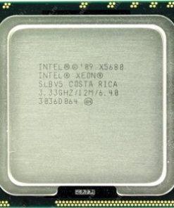 پردازنده استوک سرور اچ پی Intel Xeon X5680