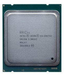 پردازنده استوک سرور اچ پی E5-2667v2 با پارت نامبر 718366-B21