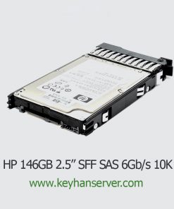 HP 146GB 2.5-inch SFF SAS 6Gb/s 10K RPM