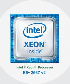 پردازنده سرور اچ پی Intel Xeon E5-2667v2