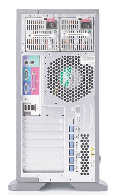 سرور ایستاده اچ پی مدل HP ProLiant ML350p G4