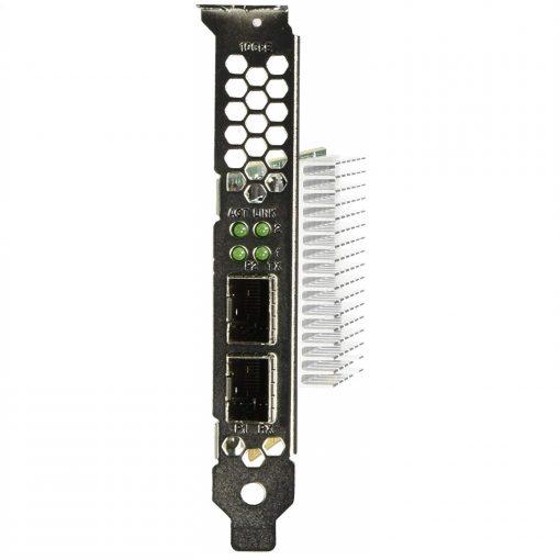 کارت شبکه سرور اچ پی مدل HP Ethernet 523 SFP 2 Port 10Gb Server Adapter