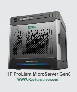 میکروسرور استوک اچ پی HP ProLiant MicroServer Gen8