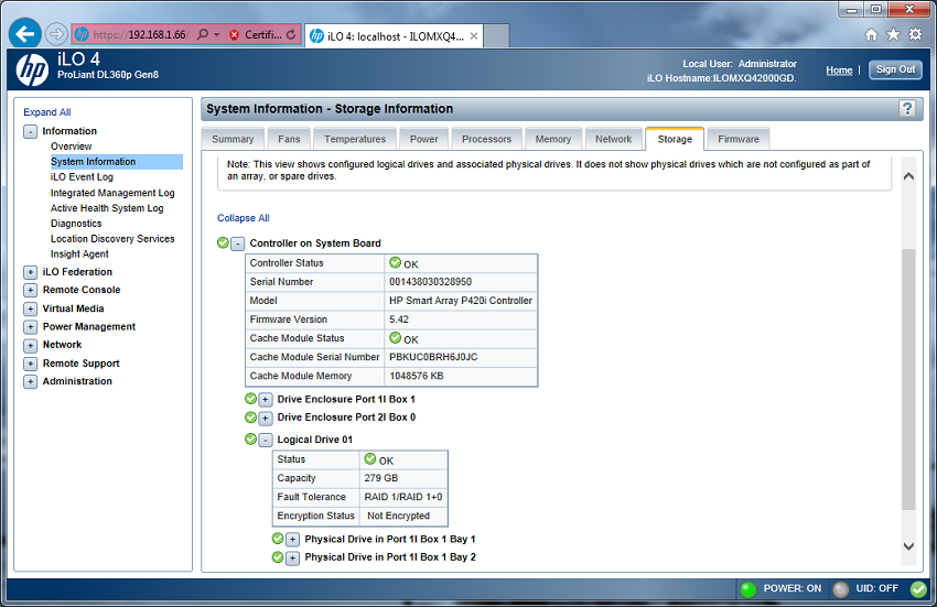نقد و بررسی سرور HP ProLiant DL360p Gen8