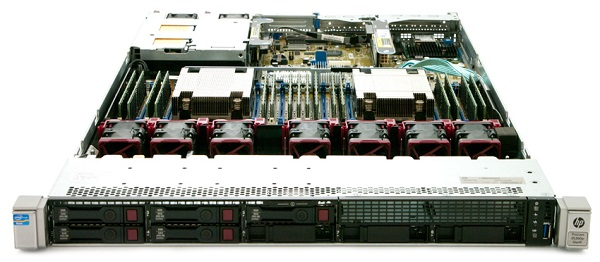 بررسی و مشخصات سرورهای اچ پی سری HP ProLiant DL360 Gen9
