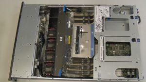 بررسی و مشخصات سروری های اچ پی سری HP ProLiant DL380 G7