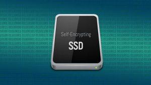 مزایای هاردهای خود رمزگذار (SED)