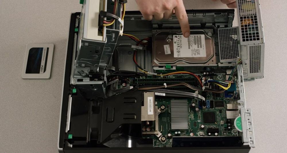 نحوه نصب هارد SSD در کامپیوتر دسکتاپ