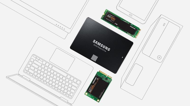 انواع فرم فکتور هاردهای SSD یا درایو حالت جامد