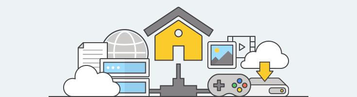 سرور خانگی چیست؟ چرا باید آن را اجرا کنیم؟ مقایسه معایب و مزایا سرور خانگی