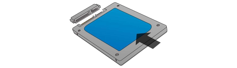 نحوه ارتقاء به یک هارد SSD یا درایو حالت جامد