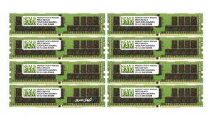 بررسی انواع DIMM سرور