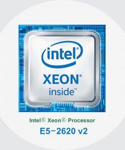 پردازنده سرور اچ پی Intel Xeon E5-2620 v2