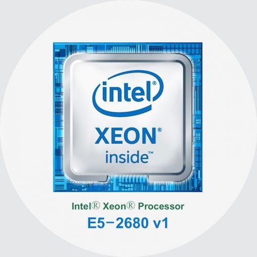 پردازنده سرور اچ پی Intel Xeon E5-2680 v1