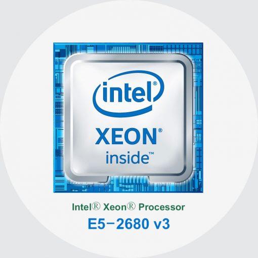 پردازنده سرور اچ پی Intel Xeon E5-2680 v3