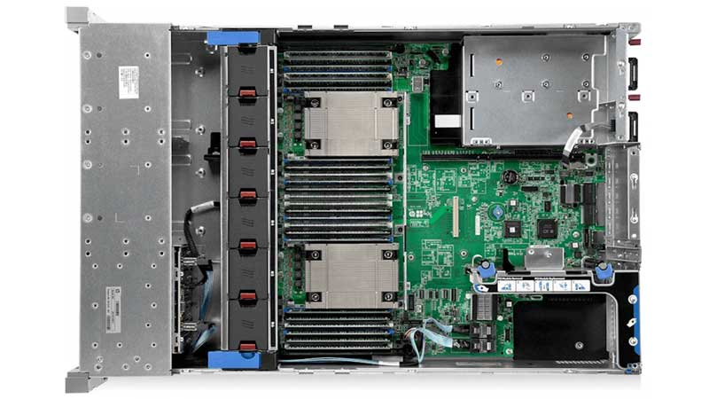 بررسی سرور HPE ProLiant DL380 Gen9