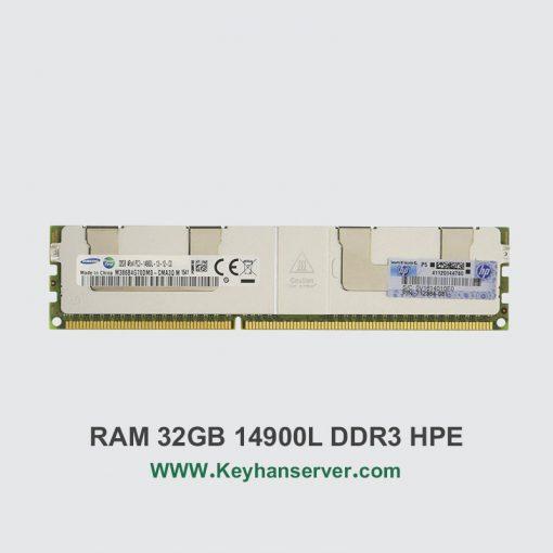 رم سرور 32 گیگابایت اچ پی HP RAM 32GB 14900R