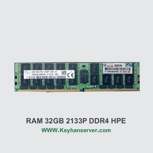 رم 32 گیگابایت اچ پی Ram 32gb 2133p hp
