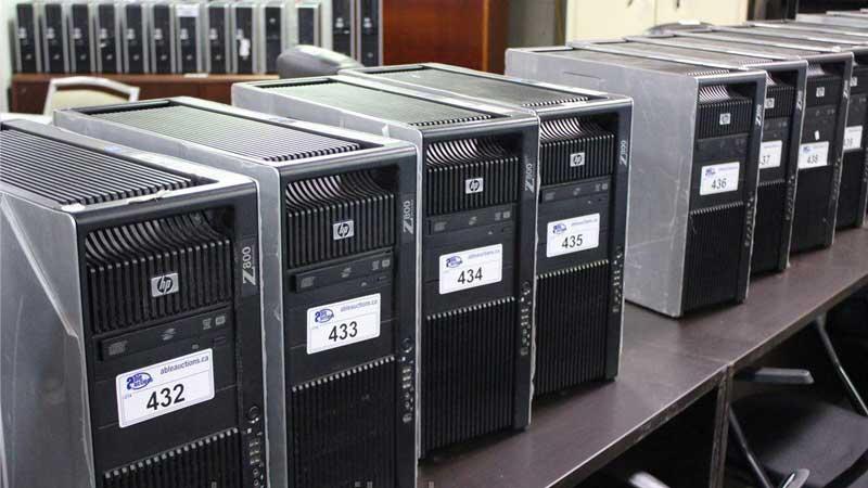 بررسی ورک استیشن Z800 اچ پی