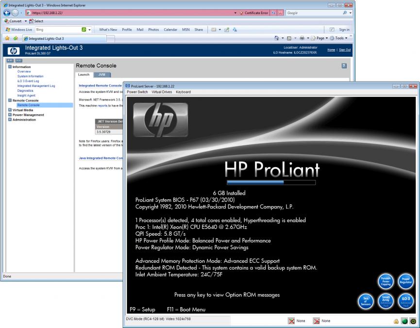 بررسی سرور HP ProLiant DL380 G7