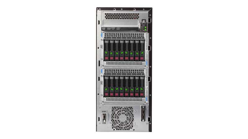 بررسی سرور HPE ProLiant ML110 Gen10