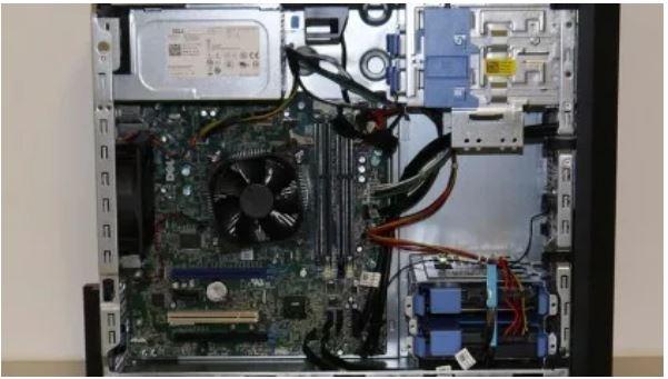 بررسی سرور Dell PowerEdge T20 Mini Tower