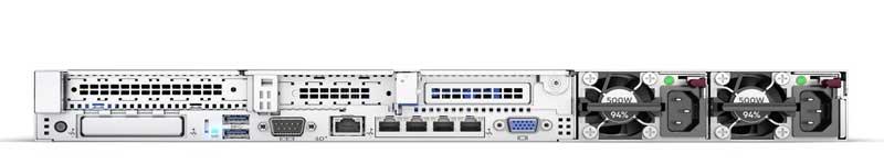بررسی سرور HPE ProLiant DL360 Gen10