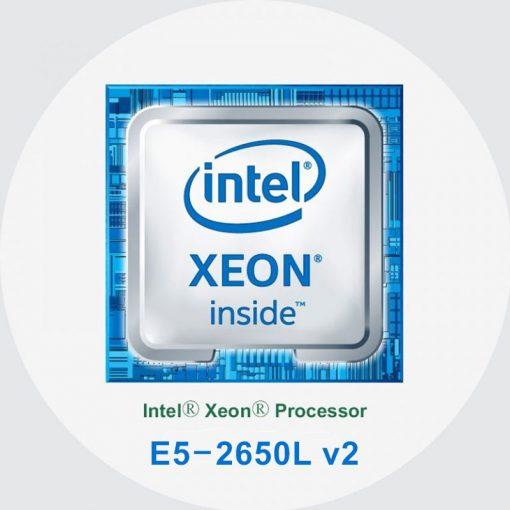 پردازنده سرور اچ پی Intel Xeon E5-2650L v2