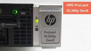 نقد و بررسی سرور HPE ProLiant DL360p Gen8