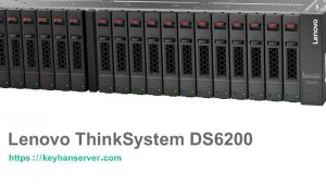 بررسی سرور Lenovo ThinkSystem DS6200