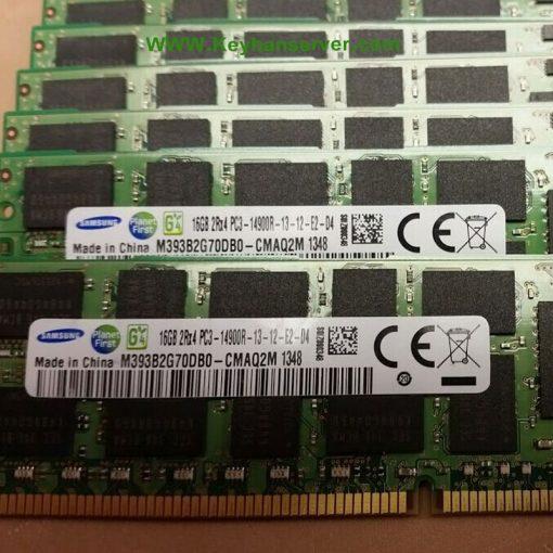 رم سرور 16 گیگابایت اچ پی HP RAM 16GB 14900R