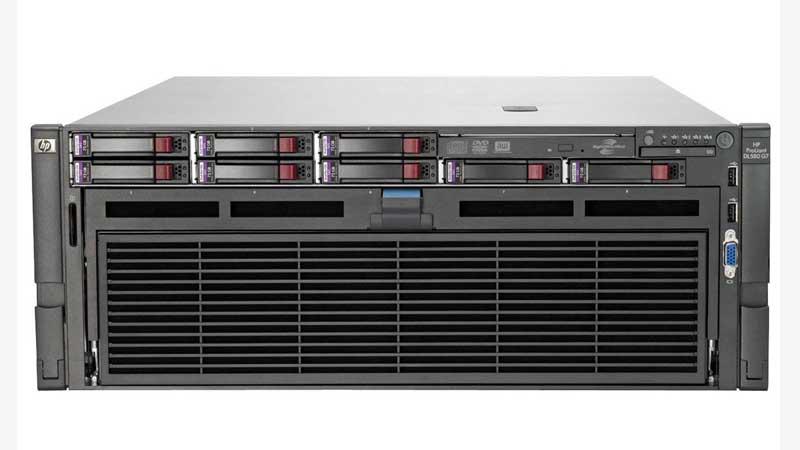 نقد و بررسی سرور HPE ProLiant DL580 Gen8