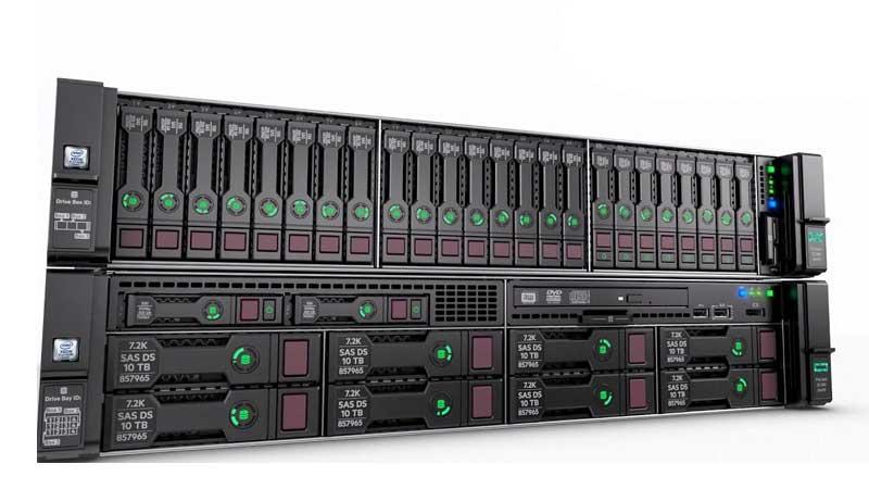 بررسی سرور HPE ProLiant DL380 Gen10