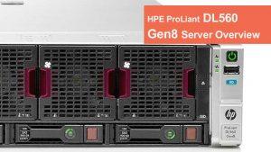 نقد و بررسی سرور HPE ProLiant DL560 Gen8