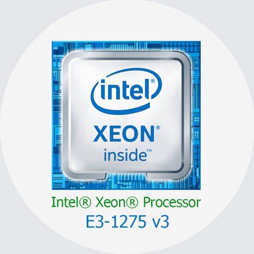پردازنده سرور اچ پی Intel Xeon E3-1275 v3